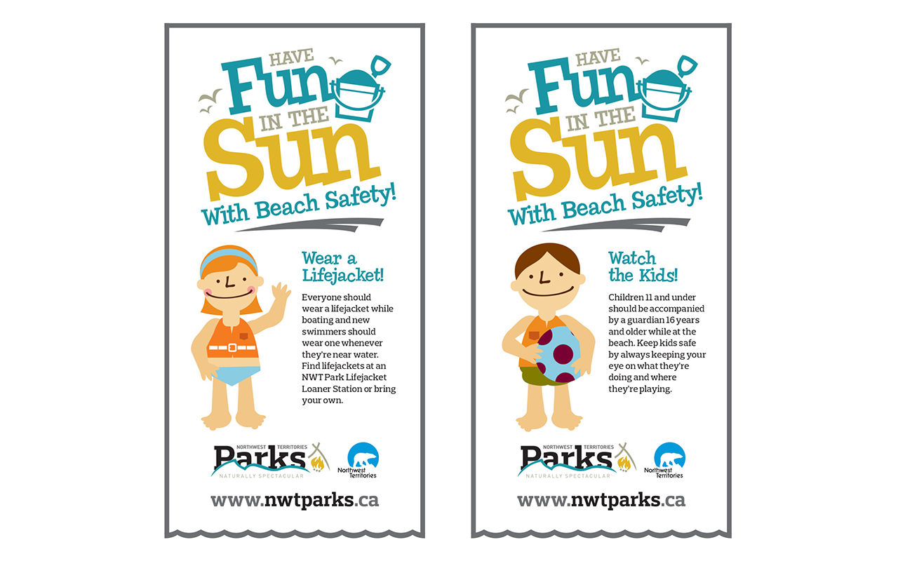 NWT Parks Water Safety Campaign