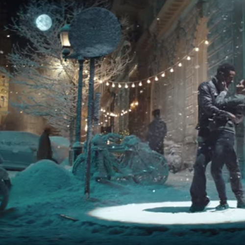 Apple Sway holiday ad